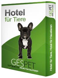 Hotel für Haustiere