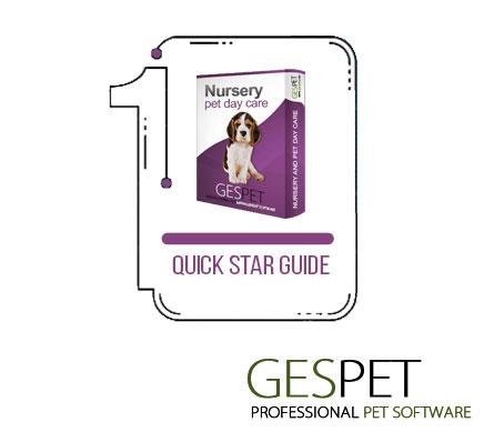 guia quick start guide pet nursery software