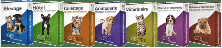 Élevage de chiens, Toilettage, Hôtel de animaux